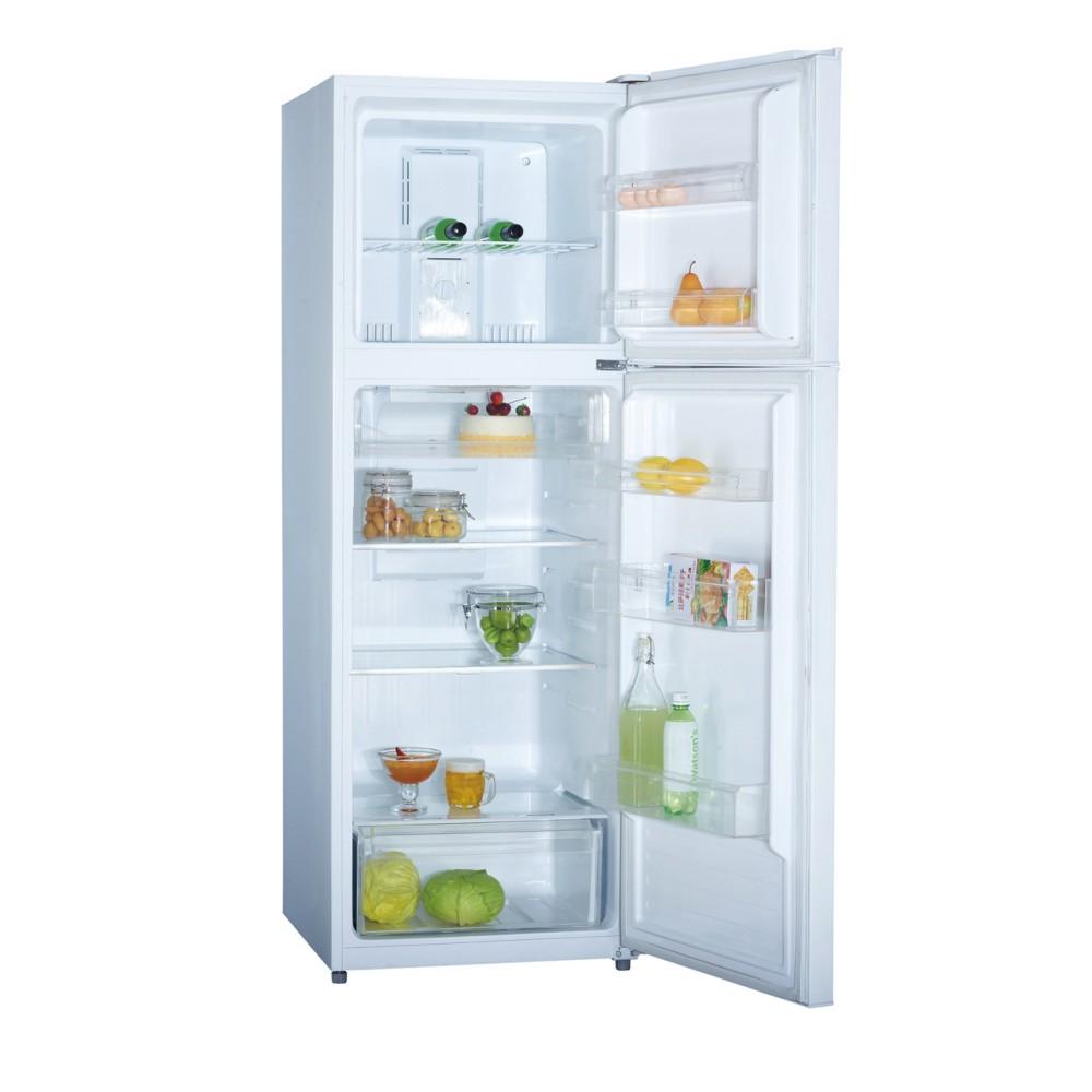 Heller White 366L fridge
