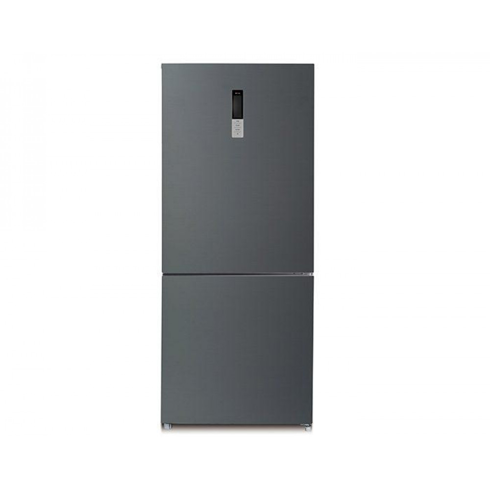CHIQ 432L BOTTOM MOUNT BLACK FRIDGE