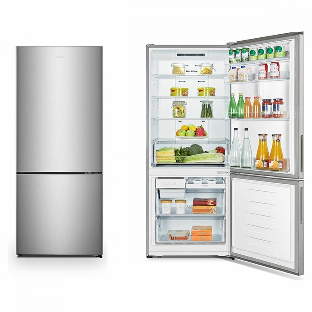 Hisense 453L Bottom Mount Refrigerator