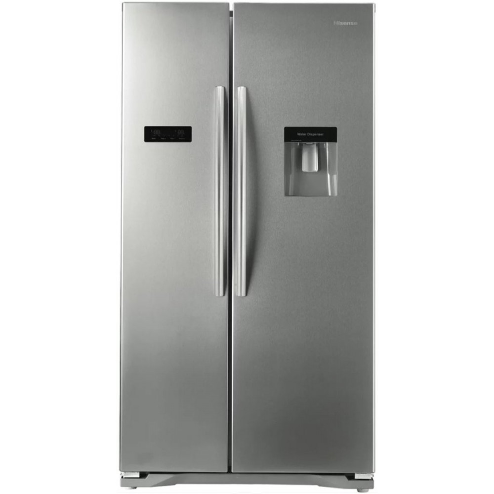 HISENSE 610L SIDE BY SIDE FRIDGE