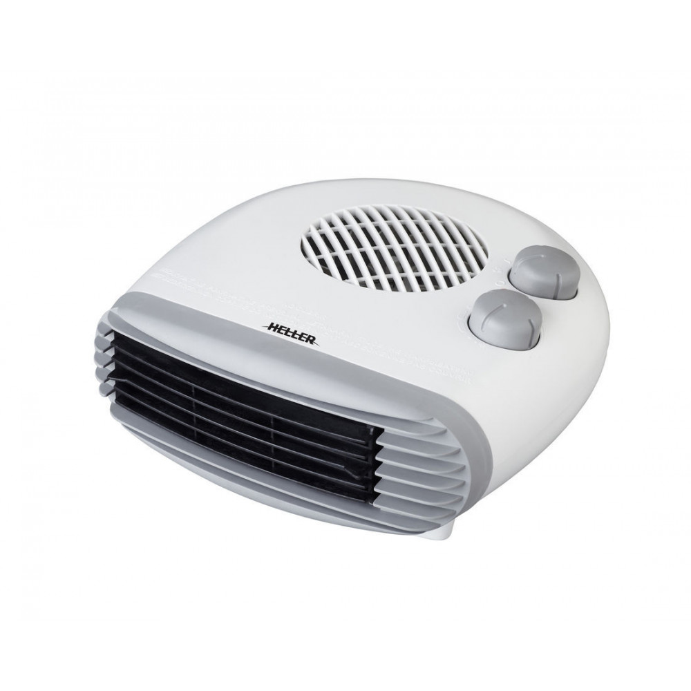 Heller 2400W Low Profile Fan Heater
