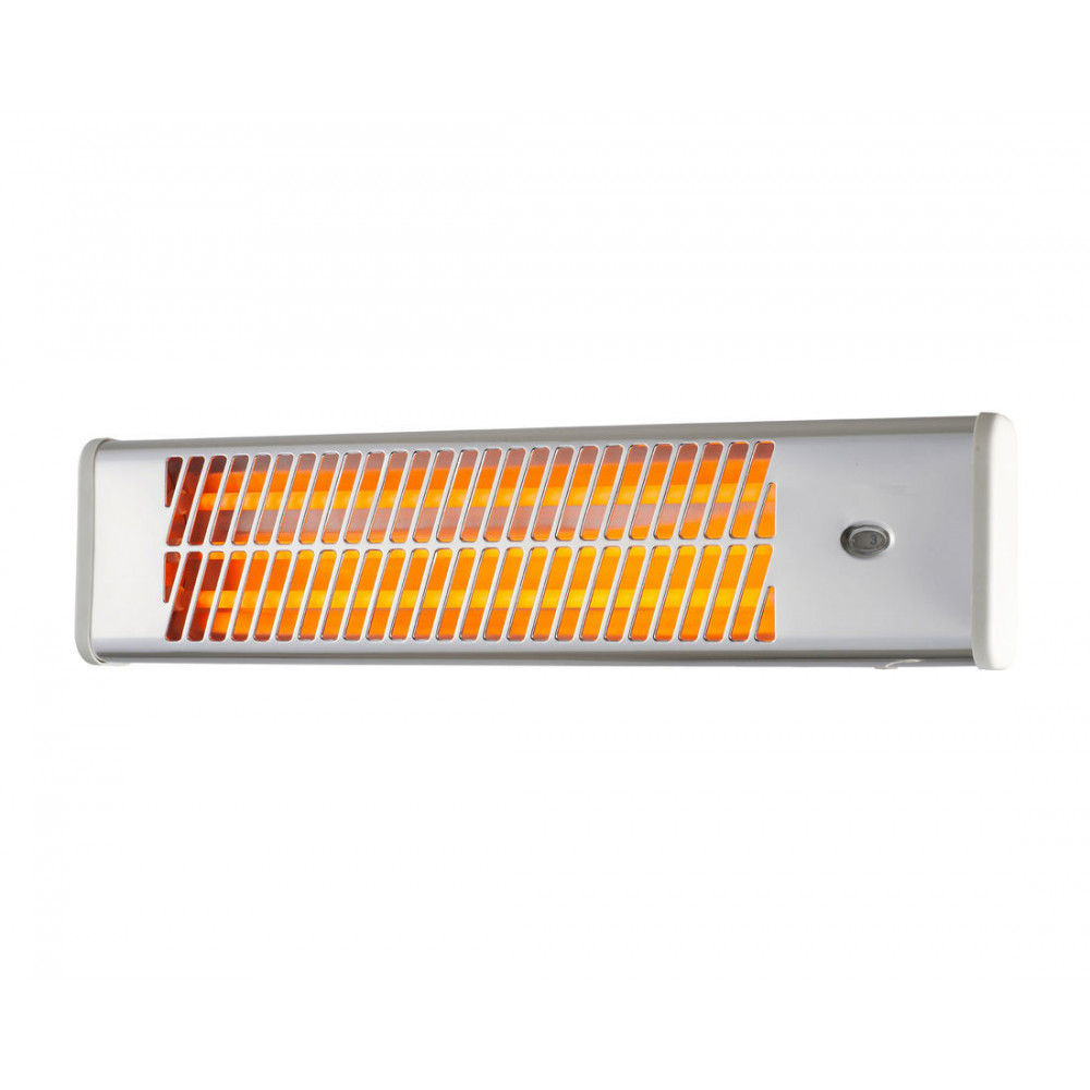Heller 1500W Strip Heater Wall Mounted