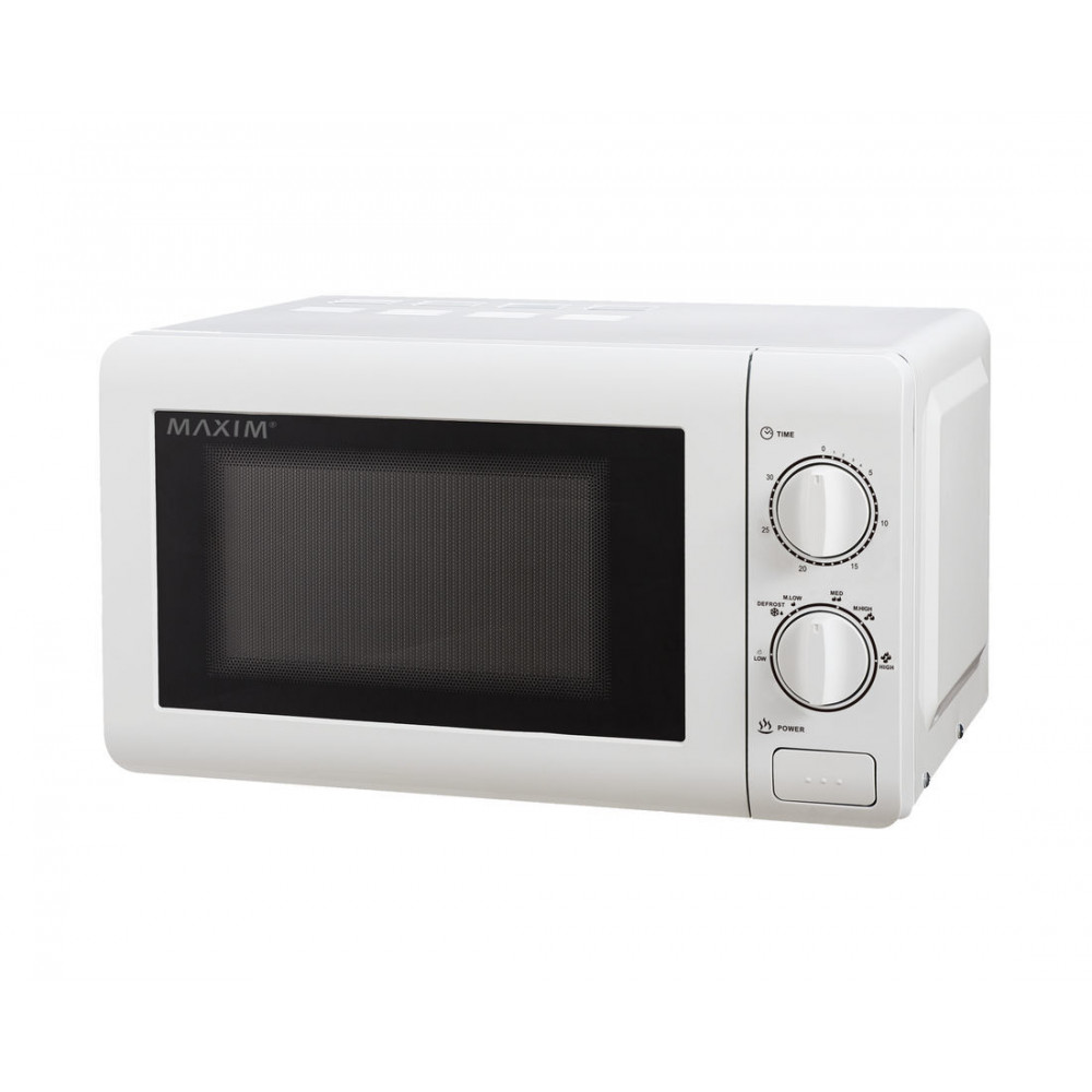 Maxim Kitchen Pro 20L Manual Microwave Oven