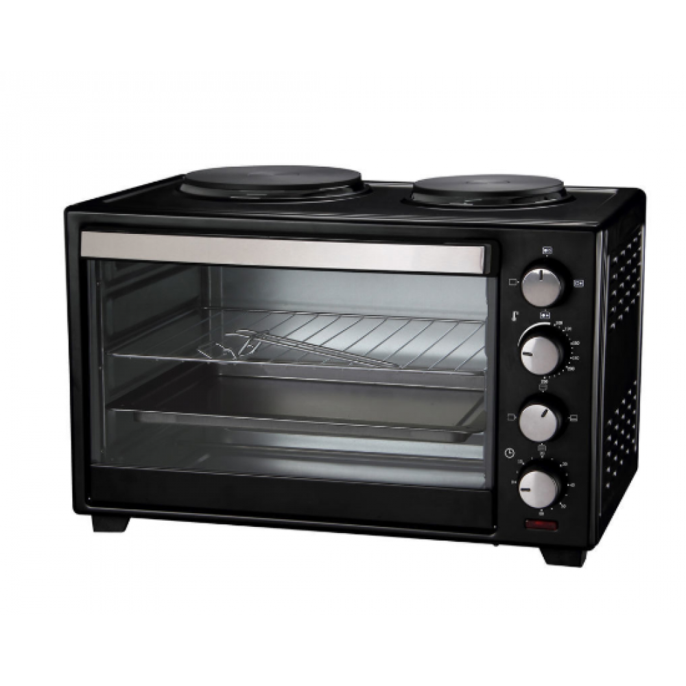 Maxim 30L Oven with Hot Plates