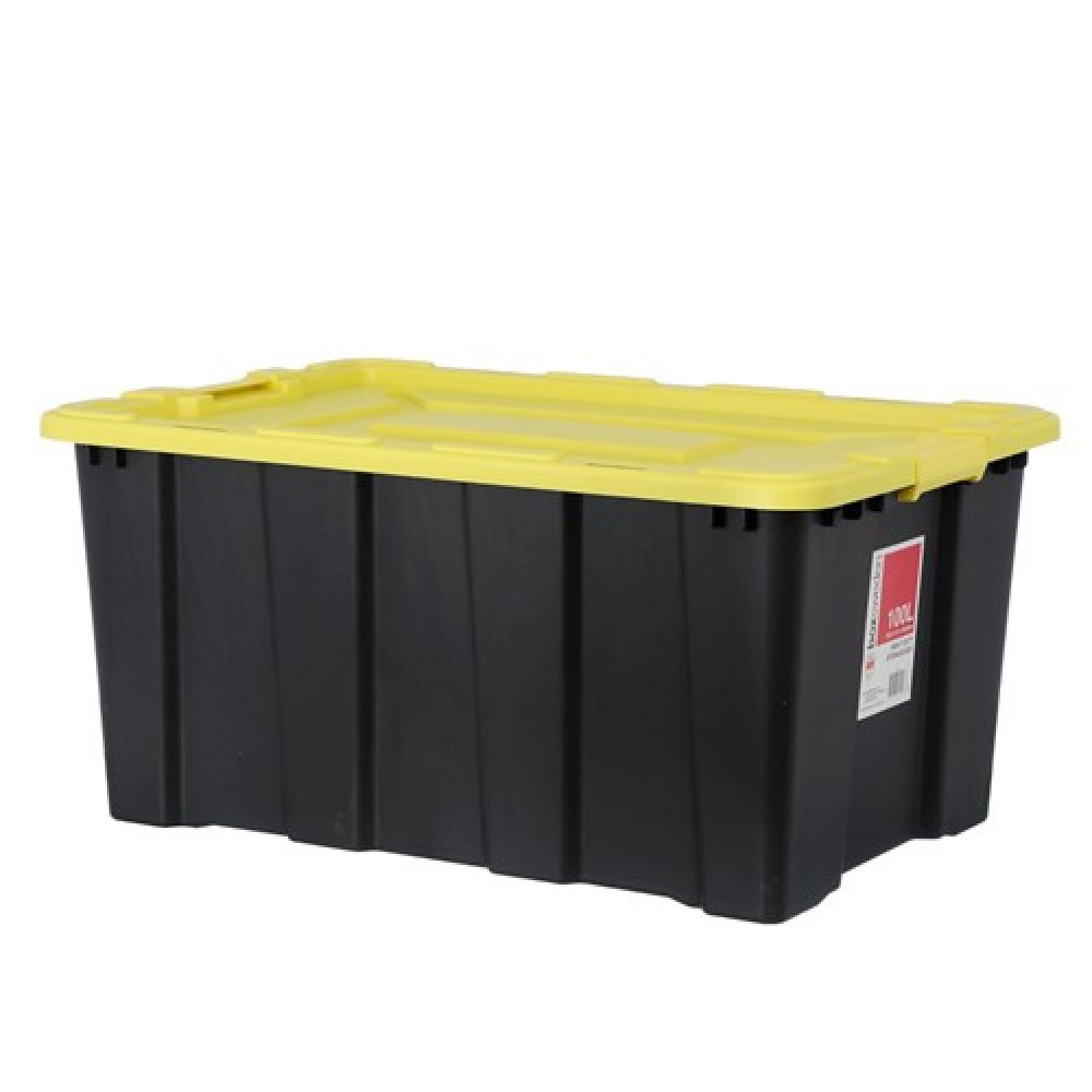 ECO HEAVY DUTY STORAGE BOX 100LT
