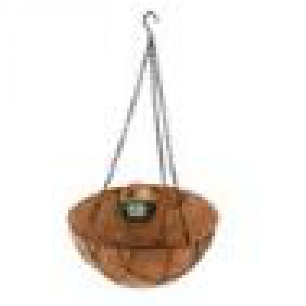 Hanging Basket w/ Liner 30cm