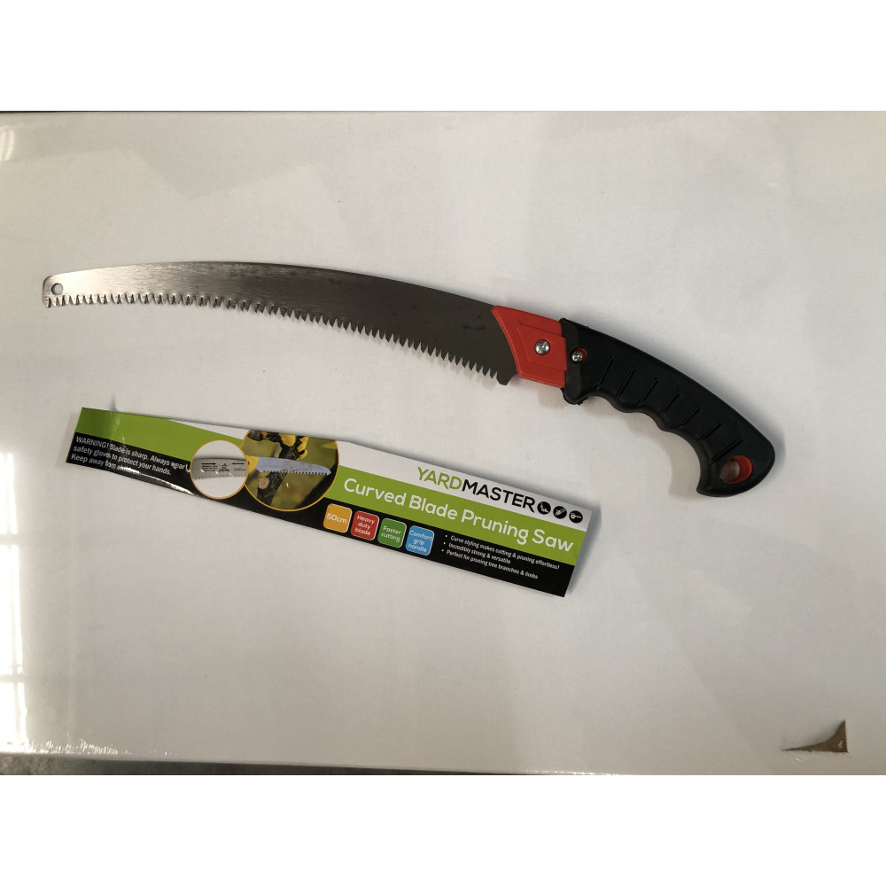 CURVED BLADE PRUNING SAW 50CM