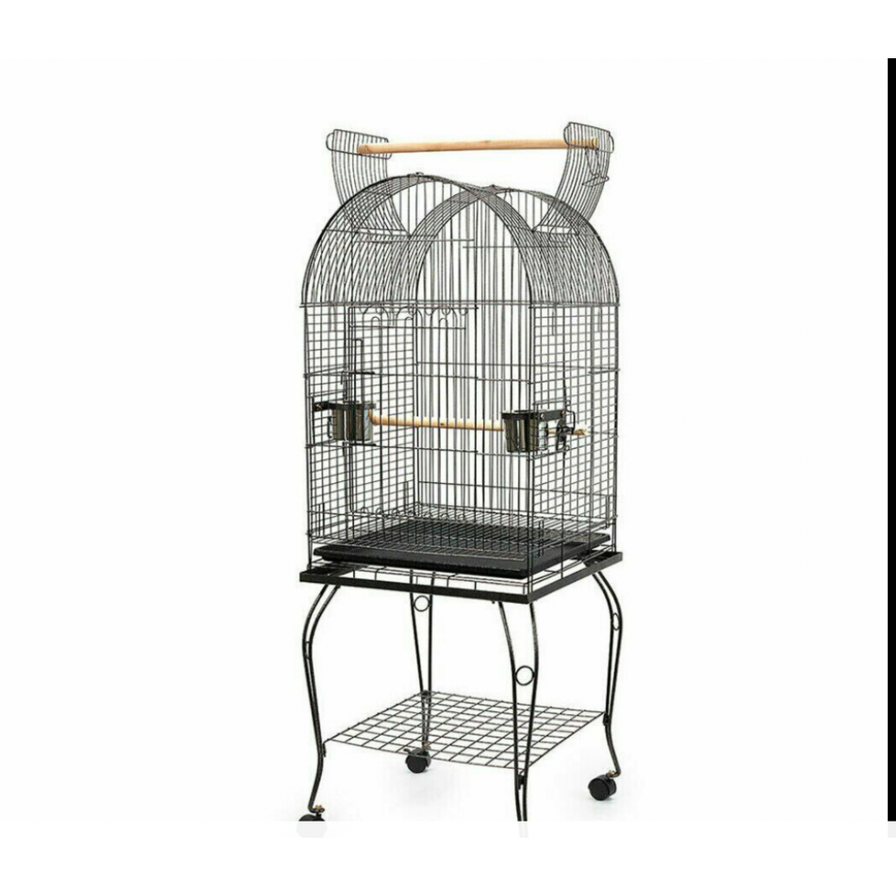 BIRD CAGE WITH CASTOR WHEELS 150CM