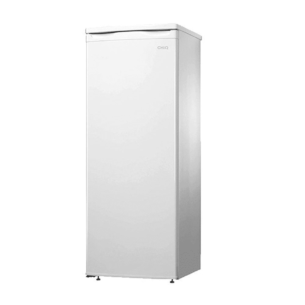 CHIQ 242L UPRIGHT  FRIDGE- CSR242W