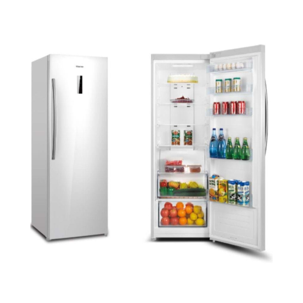 HISENSE 355L UPRIGHT FRIDGE
