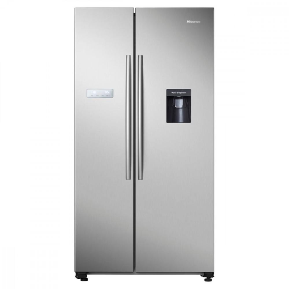 Hisense 624L Side By Side Refrigerator