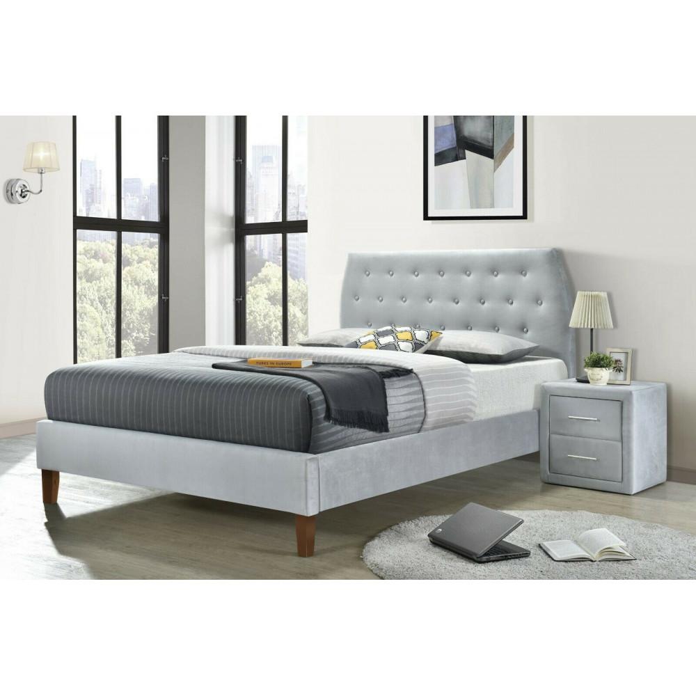 Angela Fabric Bedframe