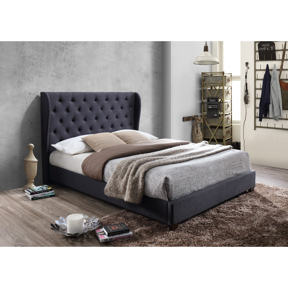 CHELESEA QUALITY QUEEN BED