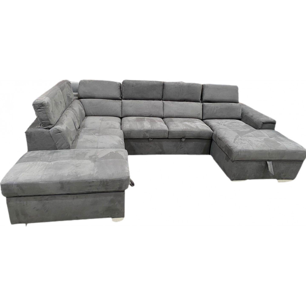001 BRIGHTON SOFA BED WITH OTTOMAN