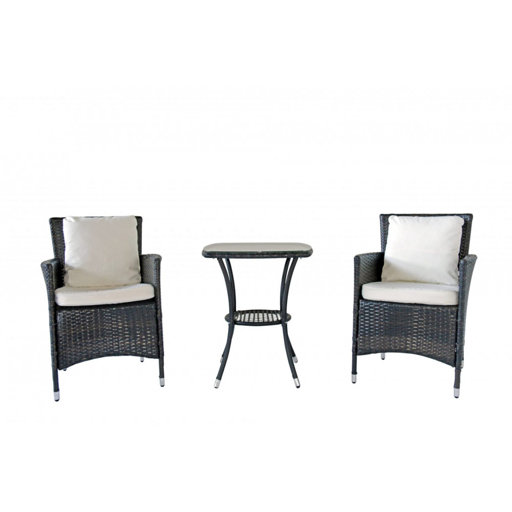 3 Piece Leisure Outdoor Dining Set