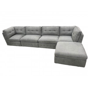 002 JOYA 4 SEATS WITH OTTOMAN