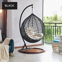 M01 EGG CHAIR WITH CUSHION