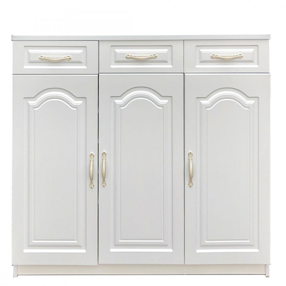 3 DOOR SHOE CABINET 803