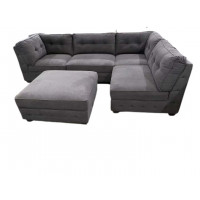 ALICE 4 SEATER WITH OTTOMAN