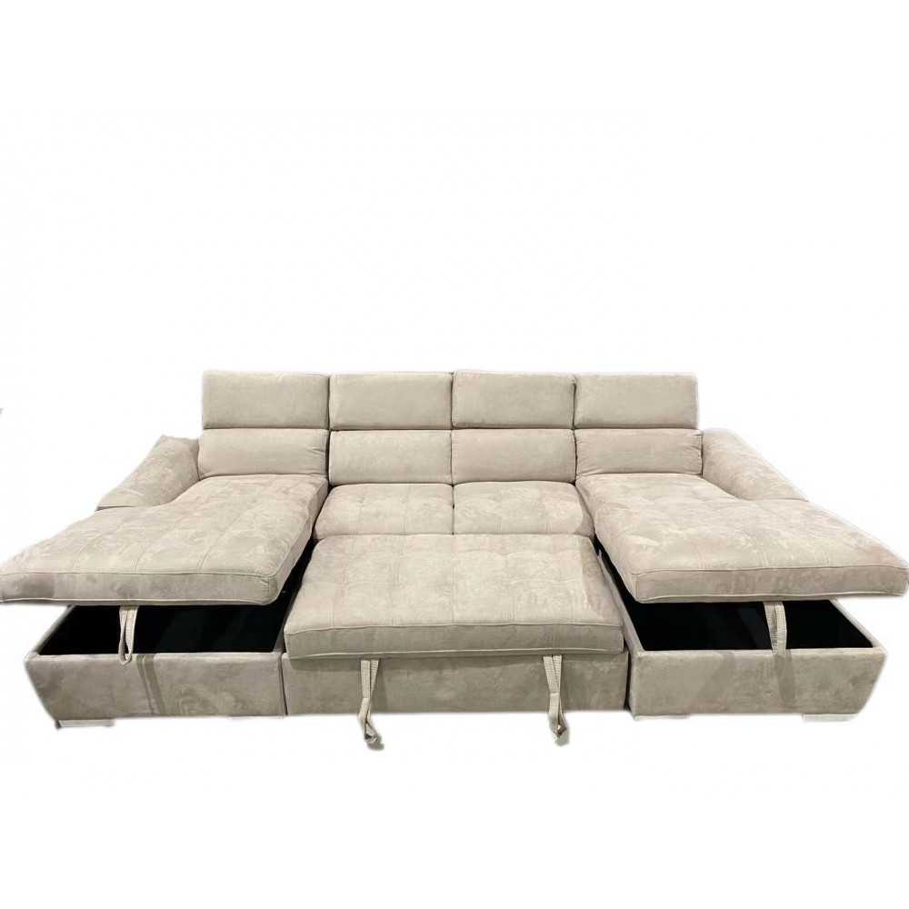 SOYA CORNER WITH SOFA BED