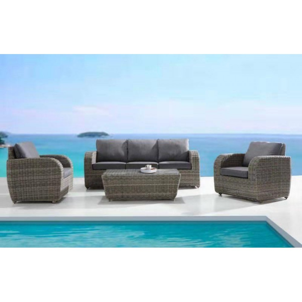 BUFFA Outdoor 4 pcs setting