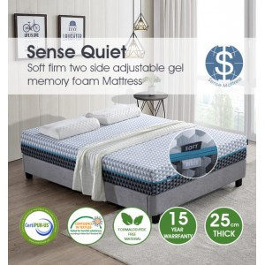 Sense Quiet Mattress Double