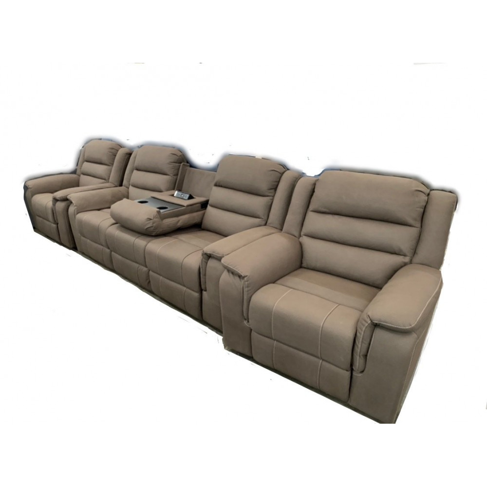 DAVE 3RR+R+R RECLINERS
