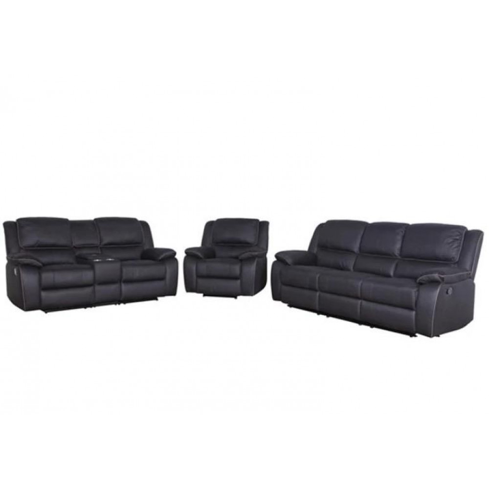 FALCON 3RR+2RR+R LOUNGE SET WITH 5 RECLINERS